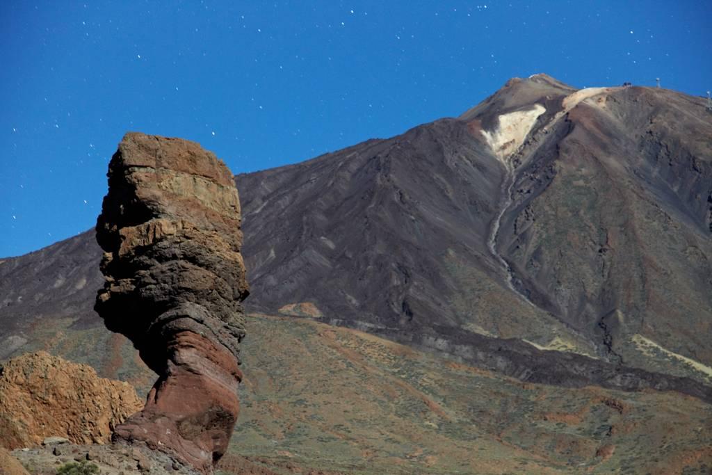 Roque Chinchado i Teide