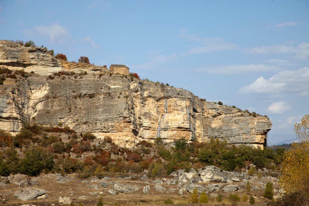 Congost del Mont-rebei, ermita de Nostra Senyora del Congost