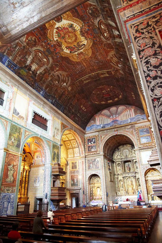 Funchal - Església dels jesuïtes