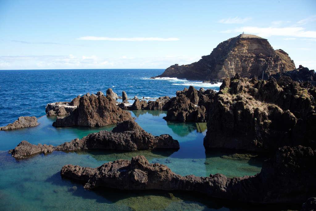 Porto Moniz - piscines naturals