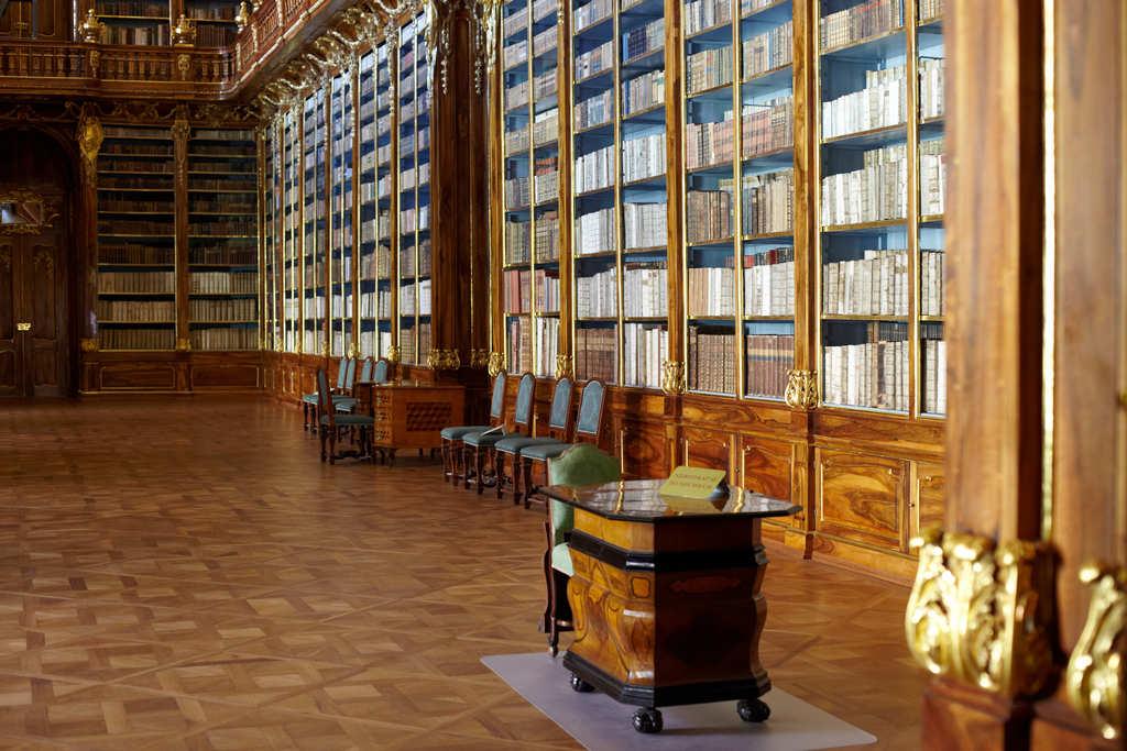 Sala filosòfica Biblioteca Strahov - Praga