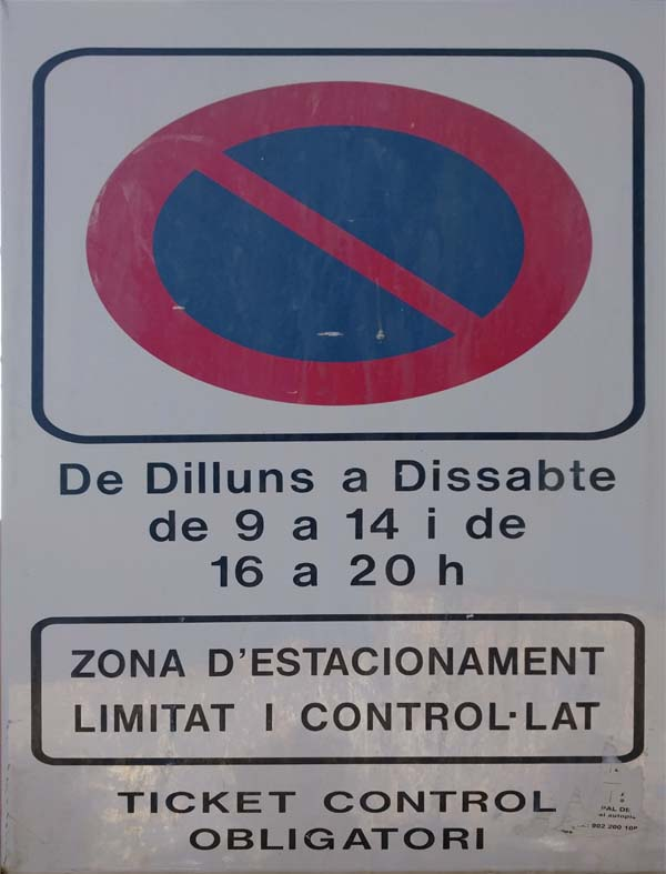 "Estacionament ""control·lat"""