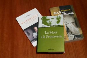 Llibres Sant Jordi 2009