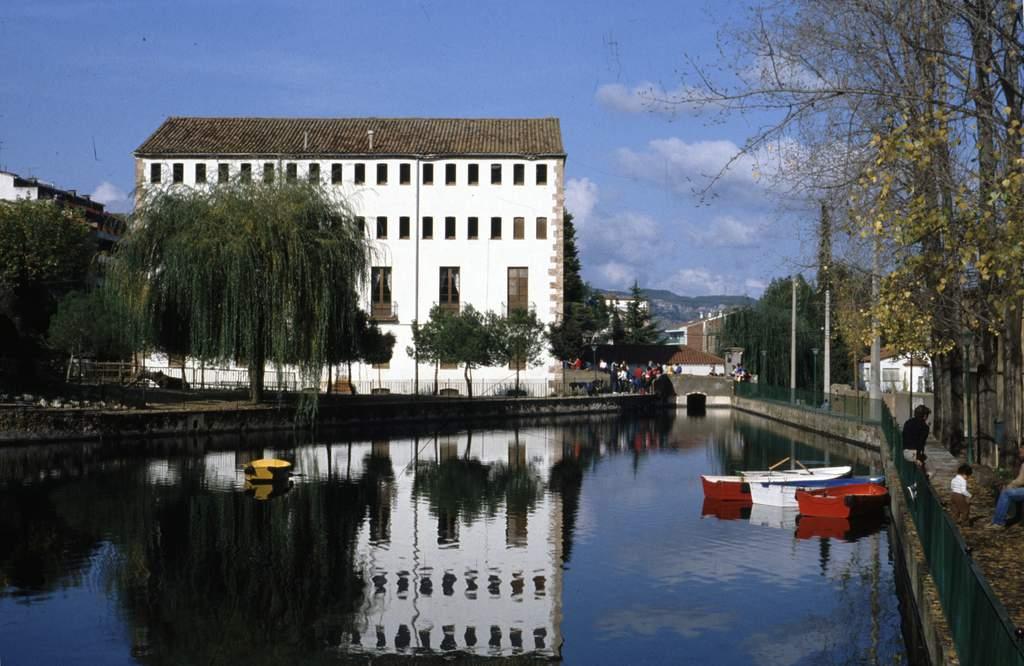 Museu-molí paperer