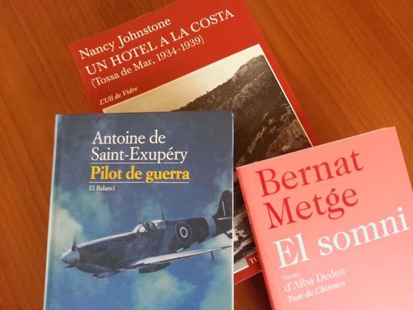 Setmana del llibre en català - 2013